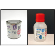 KIT FOR EPOXY MOLDS FOR SLOW CURE - 337,5 gr.