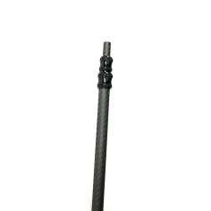 Ampliación telescópica para pértiga en fibra de carbono - LONGITUD: hasta 3,6 metros