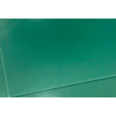 Plancha G10 de fibra de vidrio 100% - 500 x 400 x 1,5 mm.