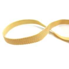 Amostra comercial - Fita trançada plana da fibra de kevlar de 12mm