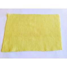 Muestra comercial de Tejido de punto de Kevlar para confección, ropa y protecciones 310gr/m2 - Tejido elástico- Ancho 1500mm.