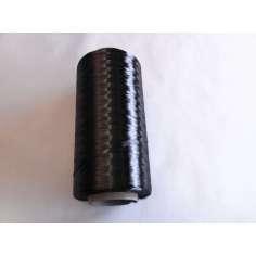 Bobina de hilo de fibra de carbono Tenax-E HTS40 24K 1600TEX