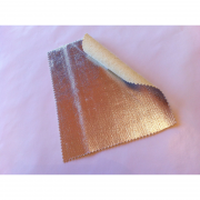 Commercial sample Kevlar fabric, resists fire, high temperatures and radiated heat for clothing 430gr / m2