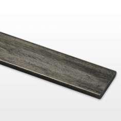 Placa, folha de fibra de carbono. Altura 1 mm x largura 7 mm. Comprimento 1000mm.