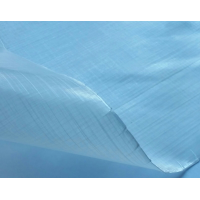 Two-way cut resistant HMPE fabric for clothing and protections 130 gr / m2 - Size 160 cm. x 100 cm