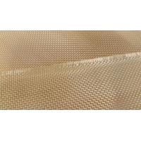 Kevlar fabric for clothing and protections 420gr / m2 - Width 1300mm.