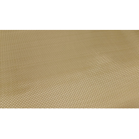 Commercial sample of Kevlar fabric for clothing and protections 420gr / m2 - 250x200 mm.