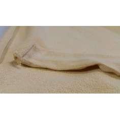 Tecido elástico de amostra comercial de Kevlar para roupas e proteções 530gr / m2 - 250x200 mm.