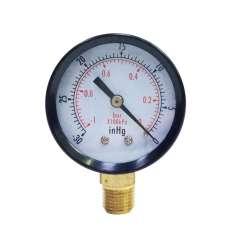 Manómetro medidor de vacío