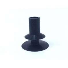 Válvula de borracha para tubo de Ø 12 mm. exterior e tubo de Ø 8 mm. exterior