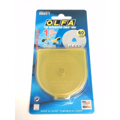 Replacement circular cutter OLFA - ø 60 mm.