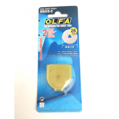 Recambio cúter circular OLFA - ø 28 mm.