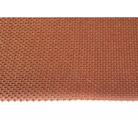 6 mm kevlar honeycomb core. thick - 625 x 610 mm.