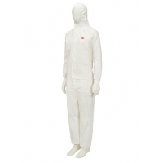 Mergulhador branco 3M ™ 4545 - Tamanho XL