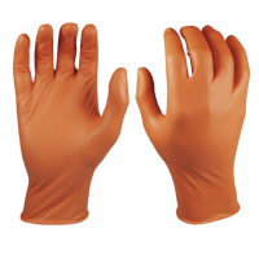 GRIPAZZ 580 / OR Nitrile Glove - Size M (8/M)