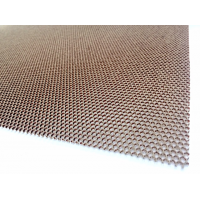 1.5 mm kevlar honeycomb core. thick - 580 x 430 mm.