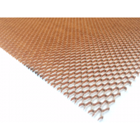 2 mm kevlar honeycomb core. thick - 685 x 425 mm.