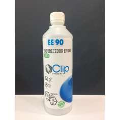 Endurecedor EE90 para resina epoxy CURADO LENTO - 350gr.