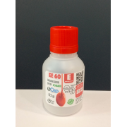 Endurecedor EE60 para resina epoxy - 82,5gr.