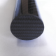 Carbon fiber cap for tubes with sizes (22mm, outside Ø - 20mm, inside Ø)