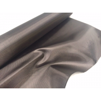 Commercial sample carbon fiber fabric 1x1 1K-120g/m2 - 250 x 200 mm.