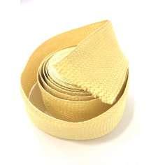 Amostra comercial - Fita trançada plana da fibra de kevlar de 30mm