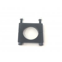 Aluminum clamp for tubo outer tube 14mm.