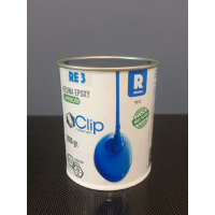 Resina epoxy para acabado de superficie RE1 - 1 kg
