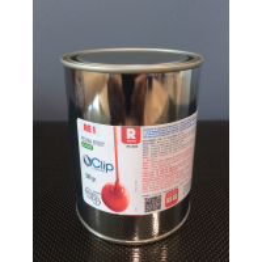 Resina epóxi para acabamento cosmético RE1 - 500 gr.