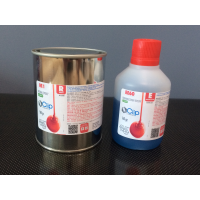 EPOXY KIT FOR COSMETIC FINISH- 665 gr.