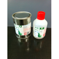 EPOXY KIT HIGH TEMPERATURE- 610 gr.