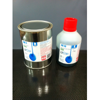 EPOXY LAMINATION KIT FOR FAST CURING - 675 gr.