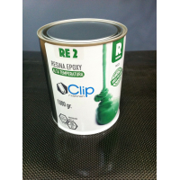 Epoxy resin for high temperature RE 2 - 1 kg.