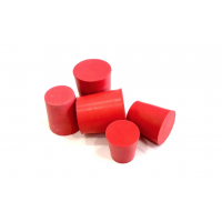 Rubber plug for 31mm./32mm. tube inner Ø