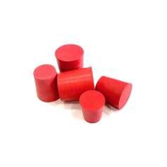 Rubber plug for 31mm./32mm. tube inner Ø