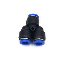Adaptador tubo a tubo em Y Ø 12mm-10mm