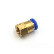 Adapter tube to thread Ø 10mm-1/4 ""