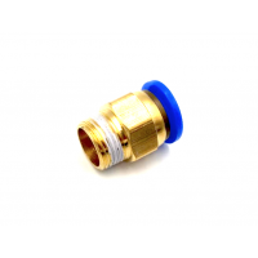 """Adaptador reto de tubo com rosca Ø 10mm-3/8 """""""