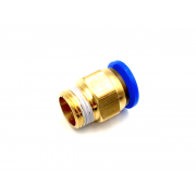 Adapter tube to thread Ø 12mm-3/8 ""