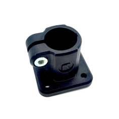 Braçadeira base para o tubo de Ø externo 12-18mm.