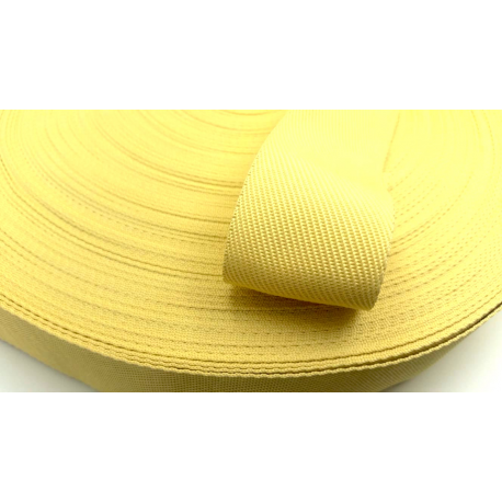 Commercial sample - Kevlar fiber tape for protection - 50mm.